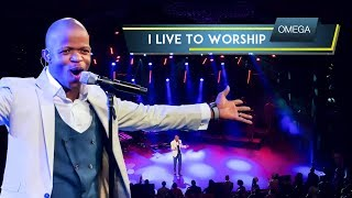 Omega Khunou - I Live To Worship - Gospel Praise & Worship Song