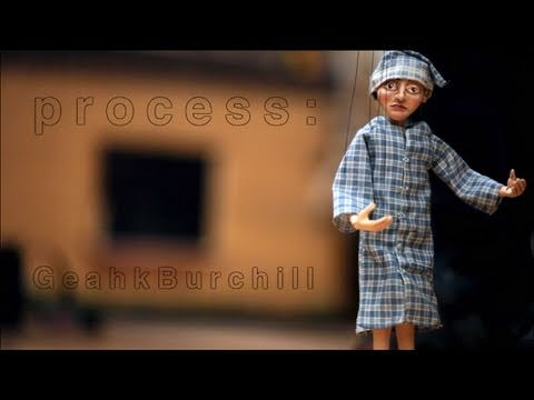 Process: Making Marionettes