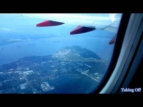 What It's Like to Fly in an Airplane