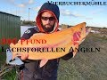 Big Trout Fishing / UL-Fishing at Vierbuchermühle
