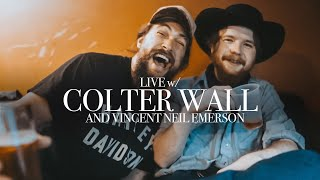 Went backstage w/Colter & Vincent at his recent show in Vancouver!