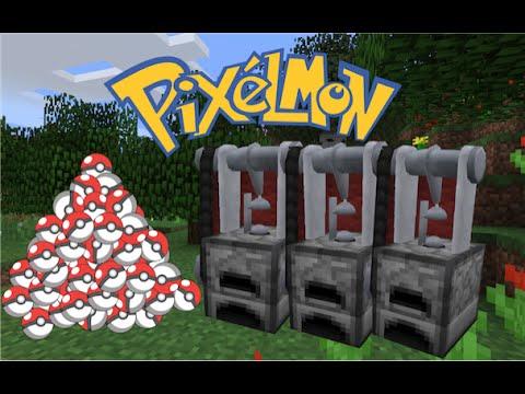 Pixelmon Craft Guide: Mechanical Anvil