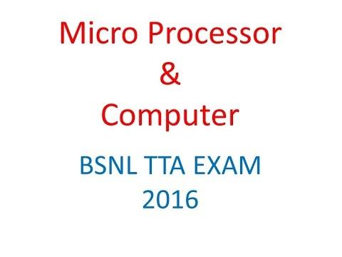 MicroProcessor & Computer Part  1