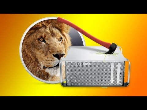 How to Create a Lion Hackintosh - OS X 10.7 USB Installer