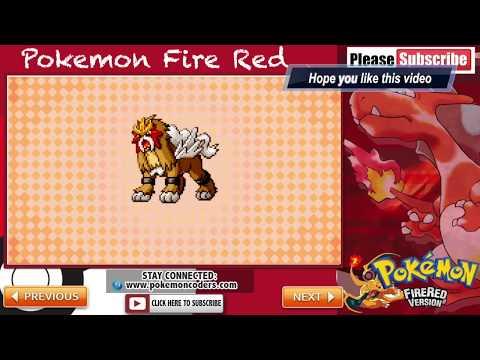Pokemon Fire Red Rare Candy Cheat