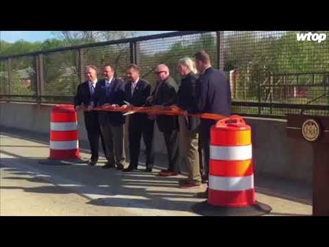 US 50 over Severn River expands to 4 lanes