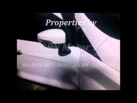 New Ford EcoSport Folded Mirror with Automatic Retract