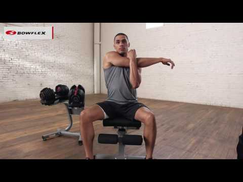Upper Body Stretches: Warm Up for an Upper Body Workout