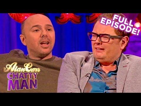 Karl Pilkington Wants To Know What Makes Alan Happy! | Alan Carr: Chatty Man