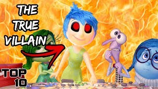Top 10 Scary Inside Out Theories   Disney Theories