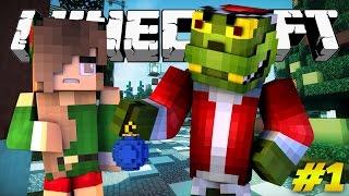 saving christmas grumpy grinch minecr - Christmas Minecraft Videos