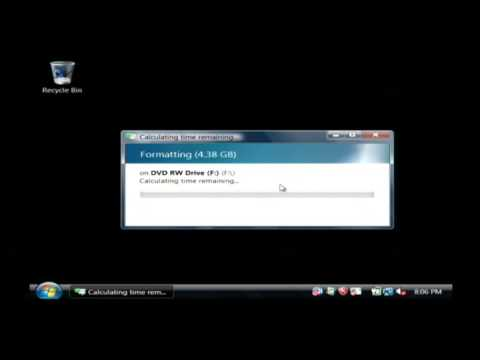 Computer Help & Solutions : How to Burn Files to a DVD