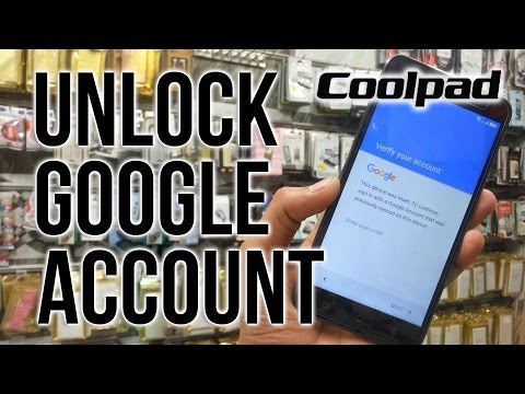 Remove coolpad google account bypass Remove delete gmail note 3 coolpad 3622a Blog