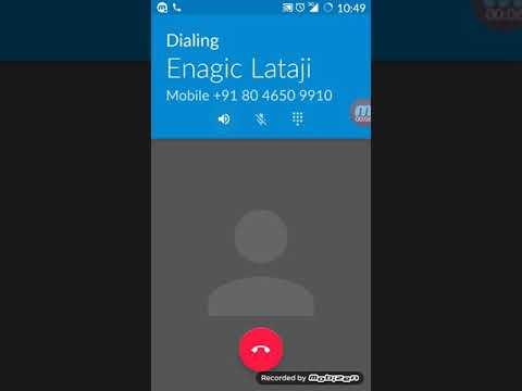 Enagic india people blocked my calling number