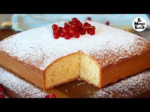 Super Easy Lemon Yogurt Cake | El Mundo Eats recipe #87