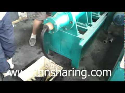 silver shisha charcoal briquetting machine