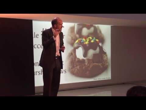 The Discipline of Finishing: Conor Neill at TEDxUniversidaddeNavarra