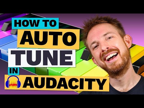 How to Autotune on Audacity