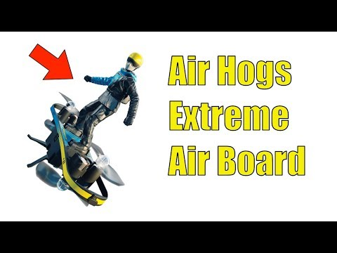 Air Hogs Extreme Air Board - New RC Flying Toy Coming Fall 2018