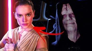 Rey es un Experimento de Palpatine, La mejor Teoría de Rey - Star Wars Apolo1138