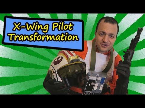 X-wing Pilot Transformation