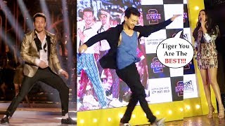 Tiger Shroff's Perform MOST Difficult Dance Setp From The Jawani Song - SOTY2