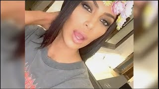 Did Kim Kardashian Snapchat With COCAINE LINES Behind Her? | What