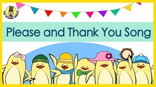 Please and Thank You Song | The Singing Walrus