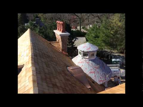 Cedar Shake Roofing Repair and Restoration Contractor - (847) 827-1605