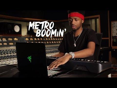 Metro Boomin Type Beats Tutorial - [FL Studio 12.5] Mac OSX