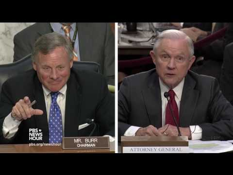 Sessions: Trump campaign foreign policy advisers weren't a cohesive 'team'