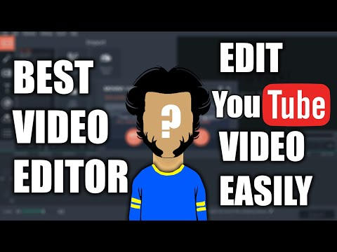 Best Easy Video Editing Software For Beginners-2018