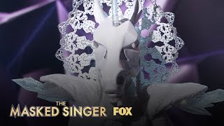 The Unicorn Gives Clues About The Bedroom | Season 1 Ep. 3 | THE MASKED SINGER