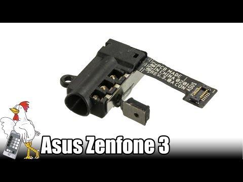 Guía del Asus Zenfone 3: Cambiar conector de audio