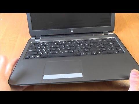 HP 255 G3 Windows 7 installation