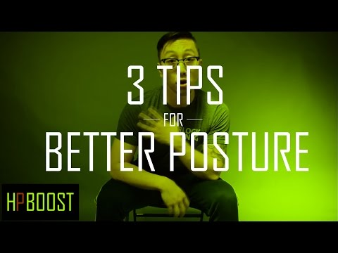 How to have better gaming posture in 3 Easy steps, Secrets for Success | HP Boost #5