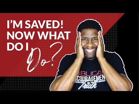 5 Things New Christians Need to Know | I'm Saved! NOW WHAT?