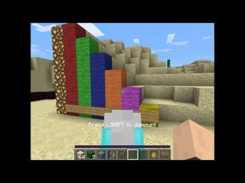 Minecraft - Highest Horse Jump