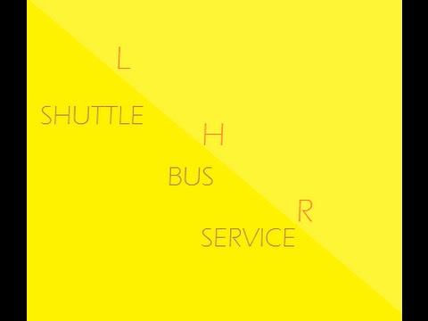 London Heathrow Shuttle Bus *Terminal 4 to 2*