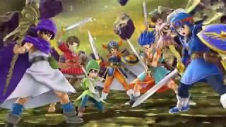 Trailer Hero Dragon Quest - Super Smash Bros Ultimate   E3 2019