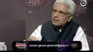 Why Prostitution and Homo Sexuality is Haram in Islam (Javed Ahmed Ghamidi) Part 2/2