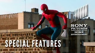 SPIDER-MAN: HOMECOMING - SPECIAL FEATURES CLIP - Now on Blu-ray!