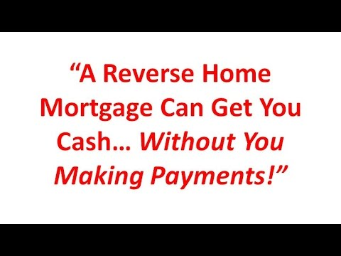Reverse Mortgage Florida Homeowners Can Use To Get Cash Without Payments - Your Best Lender in FL!
