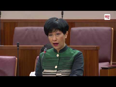 Min Indranee Rajah on excellence and exceptionalism