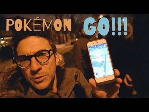 POKEMON GO GATHERING ON MY STREET!!!