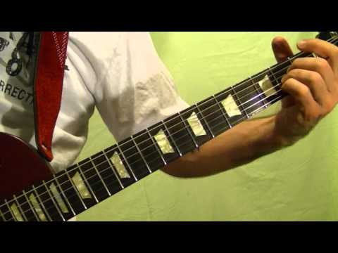 Electric Guitar Composition