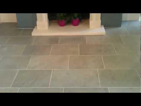Grey Limestone - English Blue Limestone Flooring