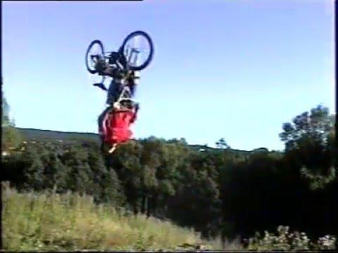 bmxjump funny video