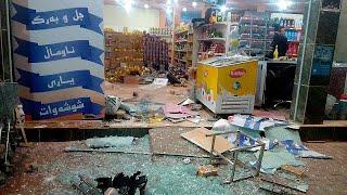 Très lourd bilan lors d'un séisme en Irak et en Iran