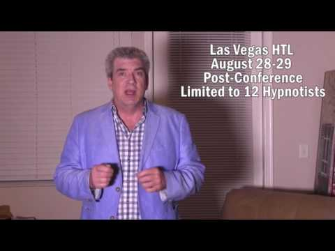 Hypnotherapy Mentorship and Practice in Las Vegas -  August 2017
